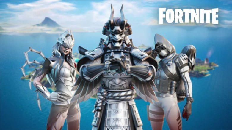 fortnite corrupted legends bundle