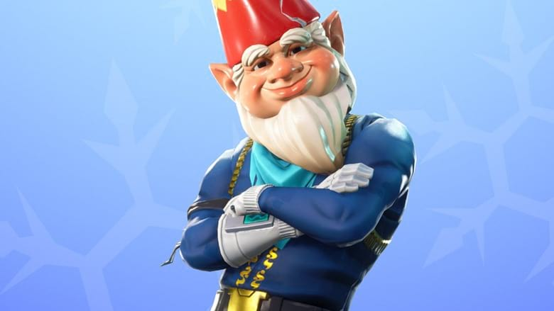 fortnite gnome