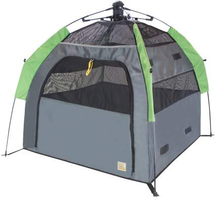 Dog camping tent for list