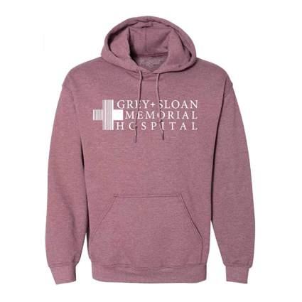 Grey+Sloan Memorial Hospital Hoodie