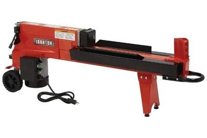Ironton Horizontal 5-Ton Electric Log Splitter