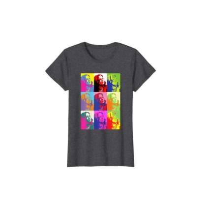 Kamala Harris Art Print T-Shirt