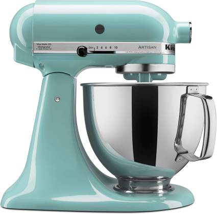 kitchen aid series 5 pouring shield mixer