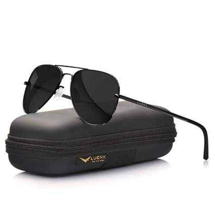 Luenx Aviator Sunglasses