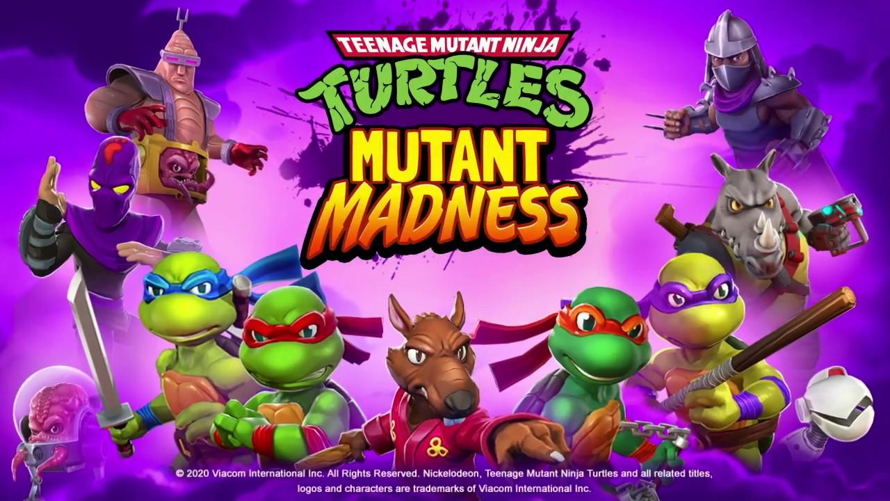 TMNT Mutant Madness