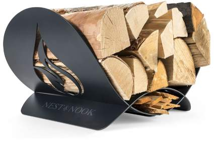 est & Nook Firewood Rack