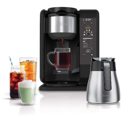 Ninja Hot and Cold Brewed Tea and Coffee Maker