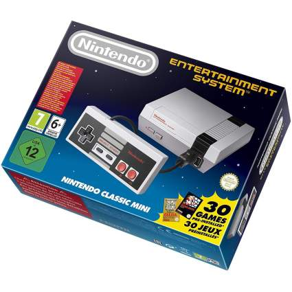 Nintendo Entertainment System Classic Console