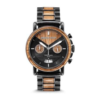 original grain wood watch