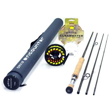 orvis fly rod and reel set