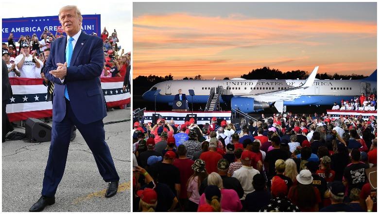 Trump Latrobe Rally