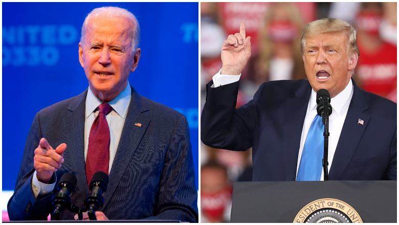 Biden vs Trump Town Halls