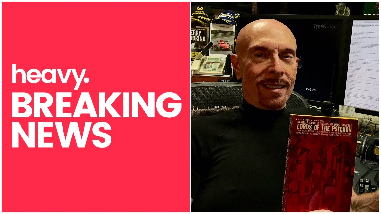 Terry Goodkind Dead