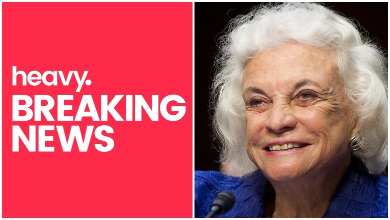 Is Sandra Day O'Connor Dead