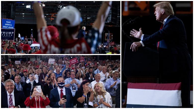 Trump Henderson Nevada Rally