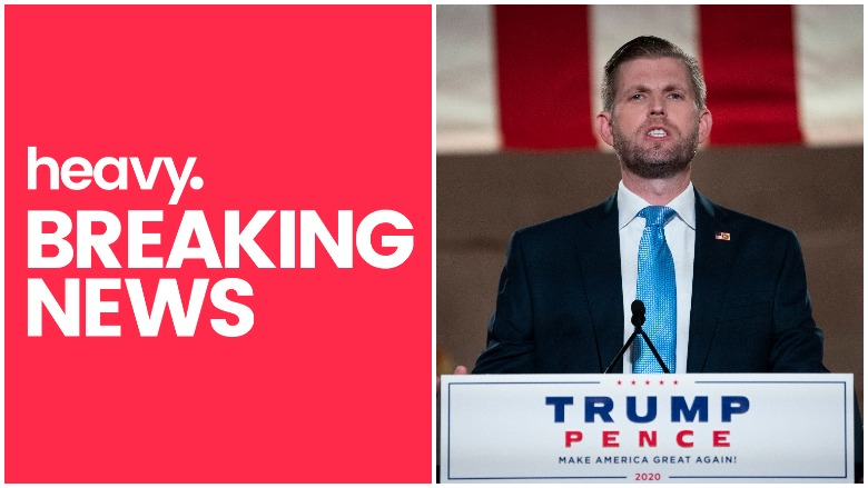 Trump Will Concede the Election If He Is 'Blown Out of the Water,' Son Eric Says