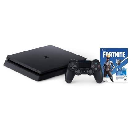 PlayStation 4 Slim 1TB Console Fortnite Bundle