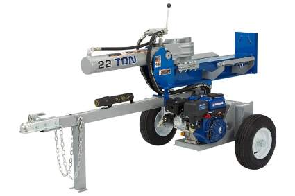 Powerhorse 212cc 22-Ton Gas-Powered Log Splitter