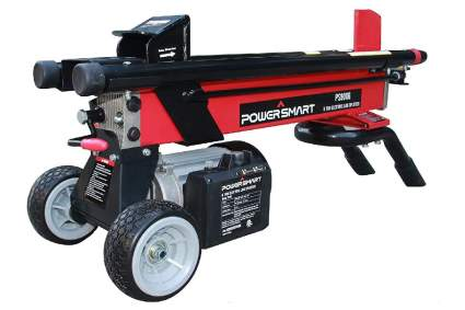 Powersmart 6-Ton Electric Log Splitter