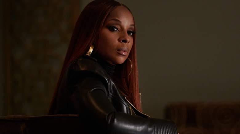 Mary J. Blige in Power Book II: Ghost Season 1