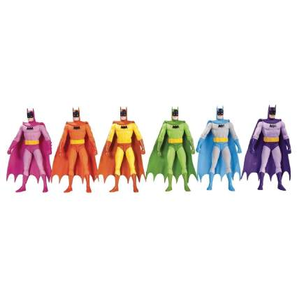 Rainbow Batmen