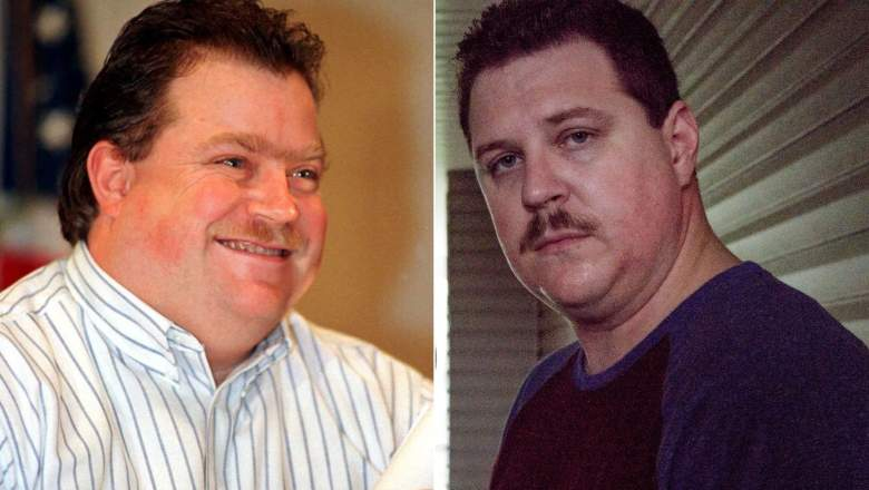 Cameron Britton plays security guard Richard Jewell in CBS series Manhunt: Deadly Games