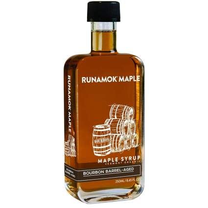 Runamok Maple Bourbon Barrel Aged Syrup