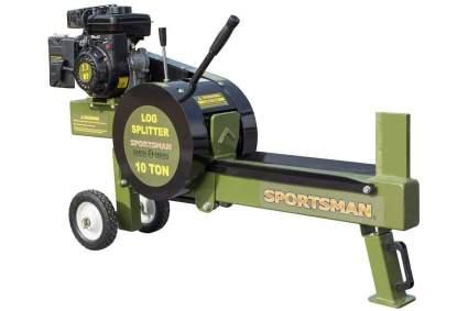 Sportsman Earth Series 10-Ton Kinetic Log Splitter