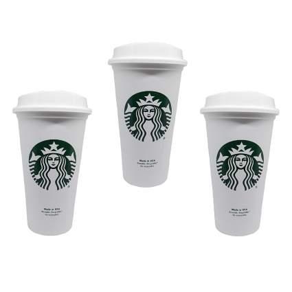 Starbucks Reusable Coffee and Tea Tumbler 3-Pack