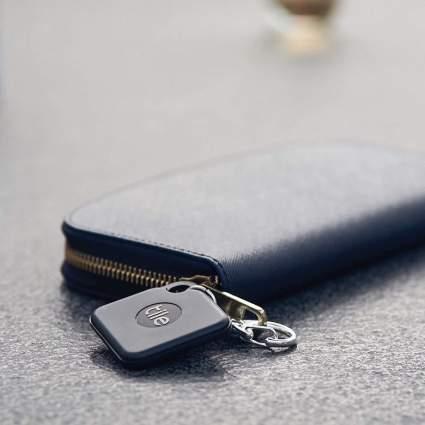 Bluetooth tracker for list