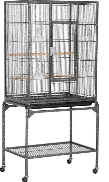 Large bird cage for list