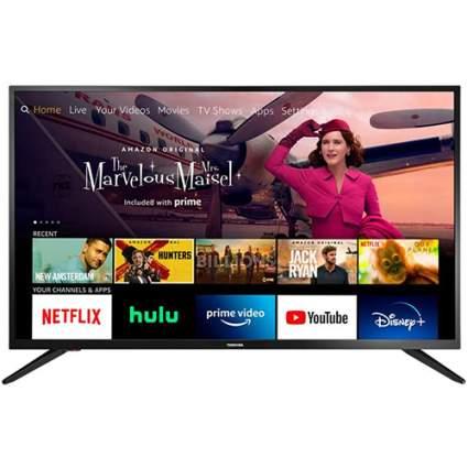 toshiba smart tv 43 inch