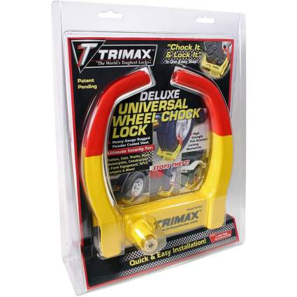 Trimax Deluxe Universal Wheel Chock
