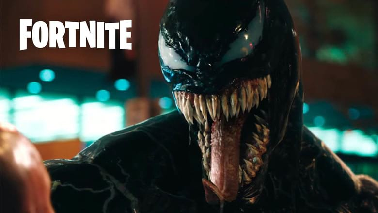 venom fortnite skin ability