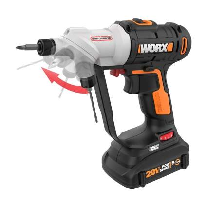 Worx WX176L 20V Switchdriver