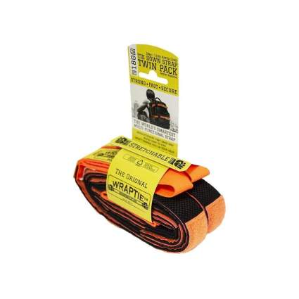Wraptie Quick Tie Down Straps