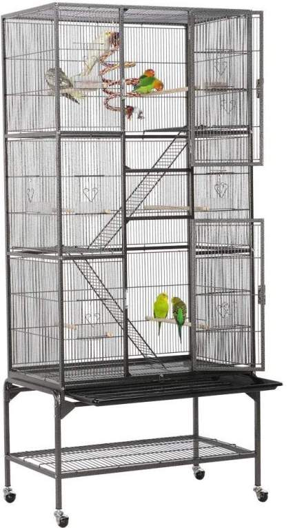 Yaheetech large bird cage for list