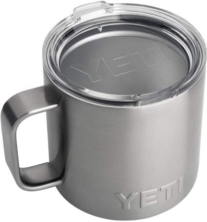 Yeti Rambler Stainless Steel Insulated Coffee Mug