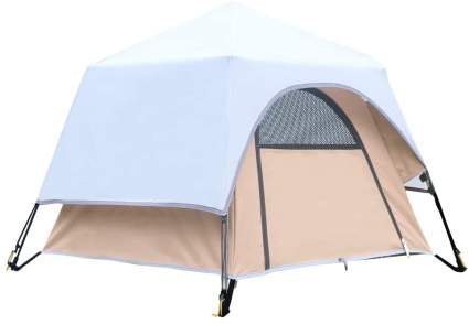 Yolafe dog camping tent for list