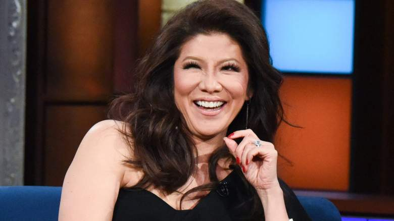 Julie Chen on The Late Show with Stephen Colbert