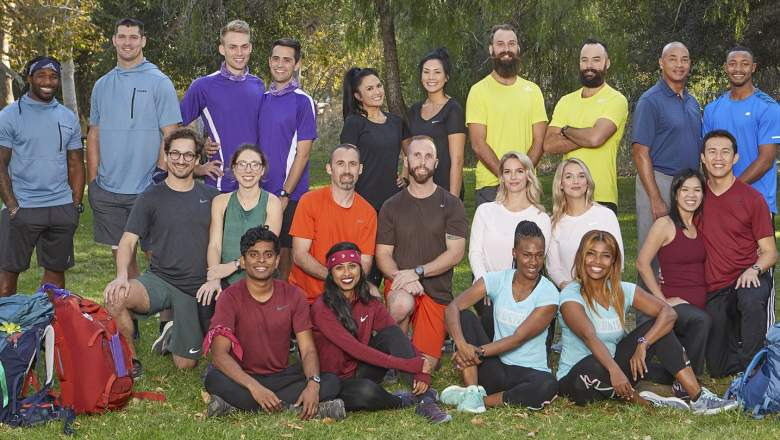 The Amazing Race season 32 cast