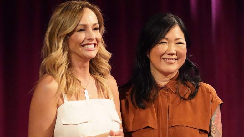 Clare Crawley and Margaret Cho at the group date roast.