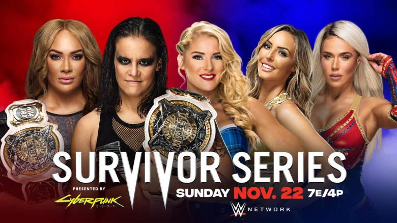 WWE Survivor Series 2020