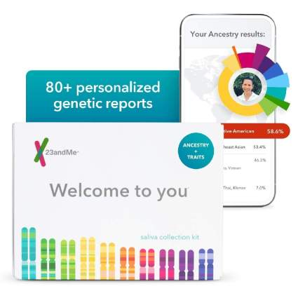 23andMe Ancestry + Traits DNA Test