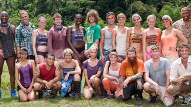 The Survivor: Caramoan Fans vs. Favorites cast