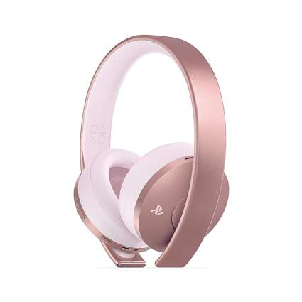 PlayStation Rose Gold Wireless Headset