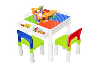 67i 3-in-1 Multi Activity Table and 2 Chairs Set