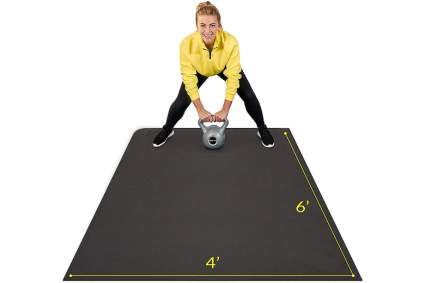 best workout mat