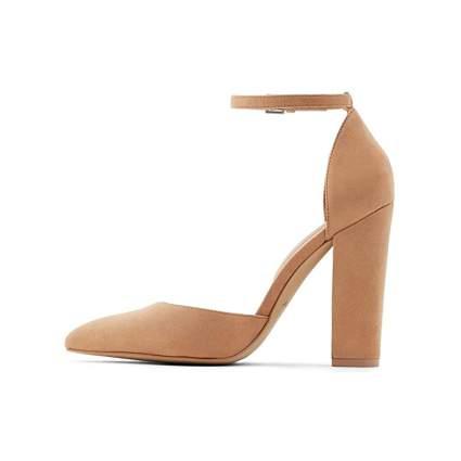 ALDO Women's Nicholes Block Heel Pumps