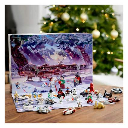 Advent Calendar for Men - Legos